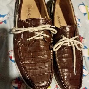 Mens Akademiks Shoes Gator Print